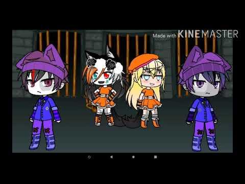 Hay Mr. Policeman /Gacha Club Music Video (Ships Kitty x Jester, Shadow Jester x Sofia)