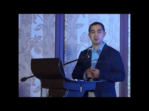 Apolonio Salud of Globe Telecom at National ICT Summit 2015