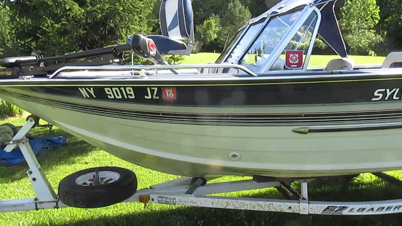 1986 Starcraft Aluminum Boat