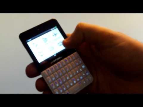 Motorola MotoKey XT en Argentina