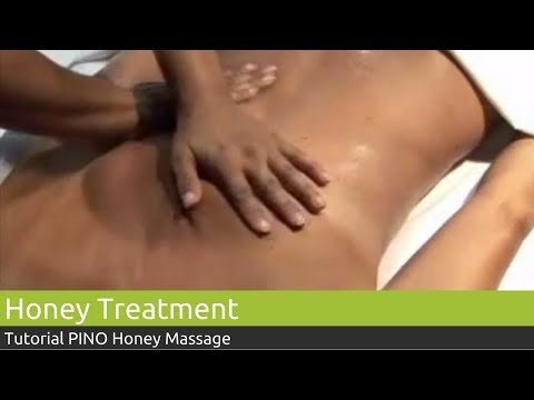 Pino Natural Spa Therapy Honey Treatment | PINO Massage