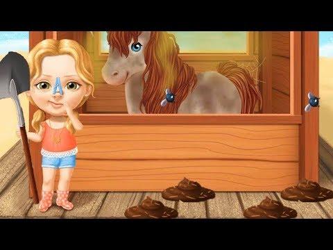 Sweet Baby Girl Summer Fun 2 - Play Fun Holiday Resort  - Fun Dress Up Horse Care Games For Girls