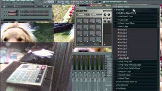 How To Set Up The Korg PadKontrol With The FPC In Fruity Loops