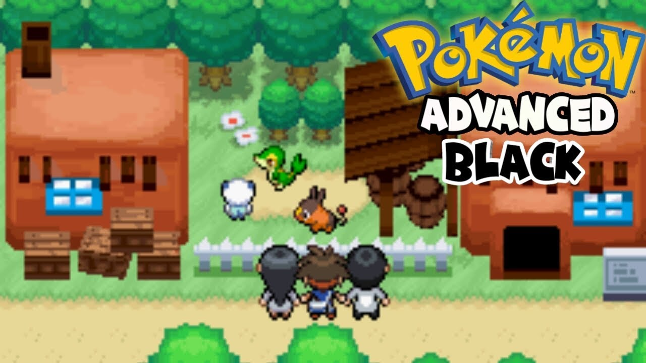 Download Game Pokemon Black And White Gba Pc - metalfile
