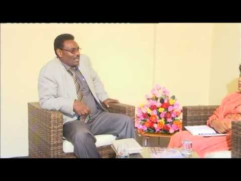 Amazing Miracle Day In Ethiopia Session II Ep. 03: Interview With Apostle  Negusse Roba Part 2