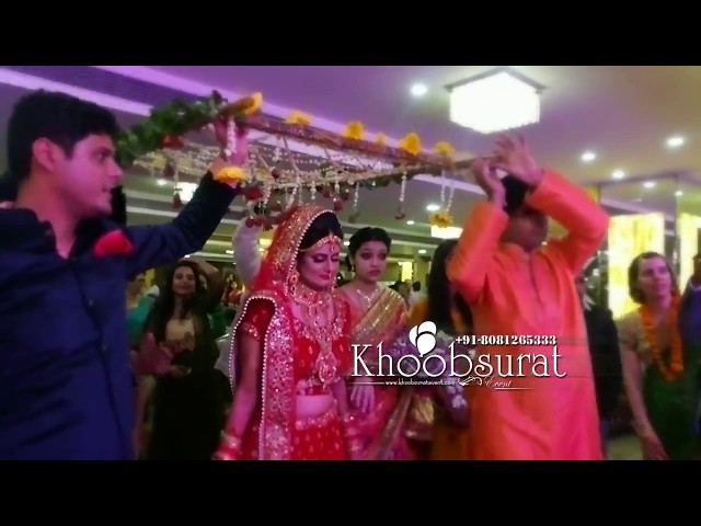 wedding ceremony Ankita Weds Tushar #khoobsuratevents