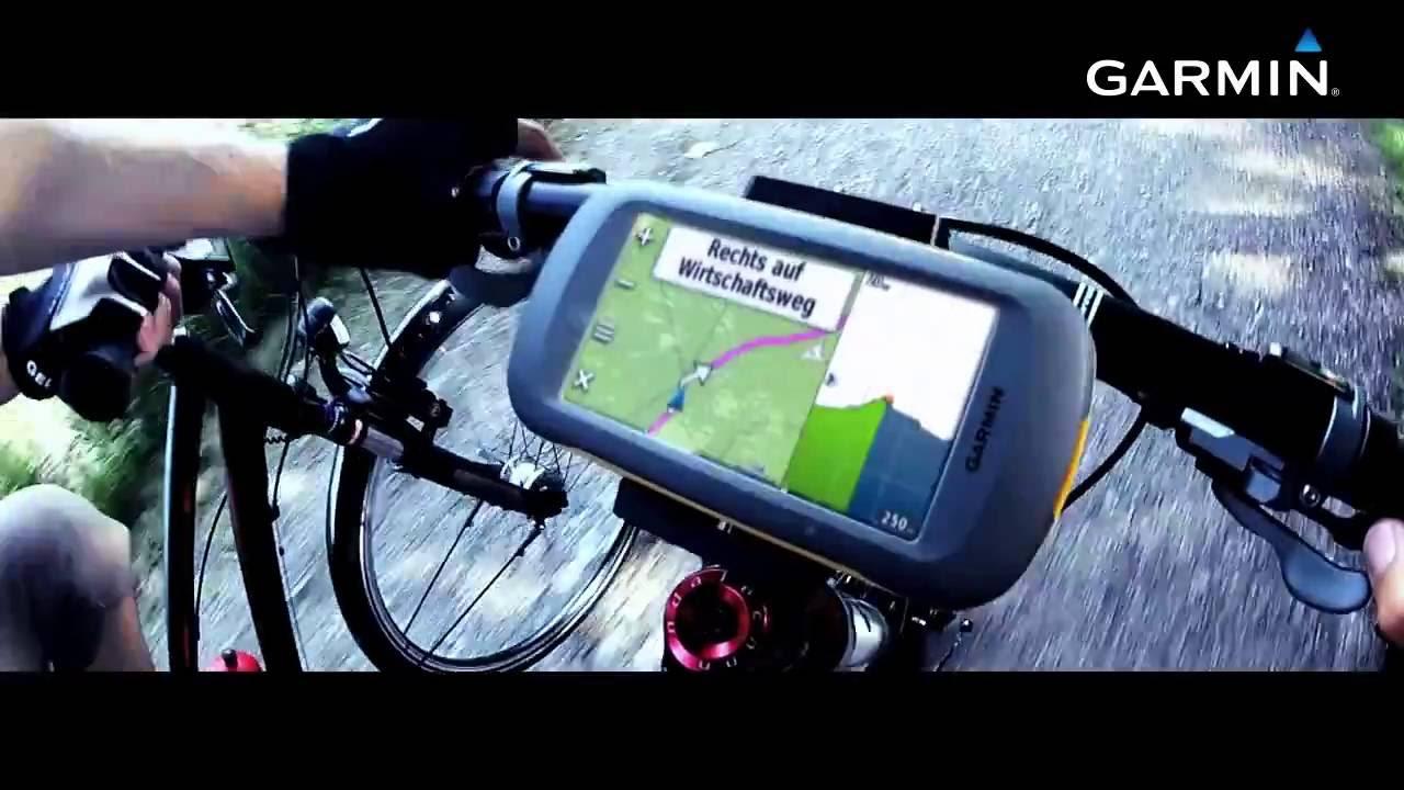 Montana 600: Für jede Radtour gerüstet - Garmin Outdoor-GPS