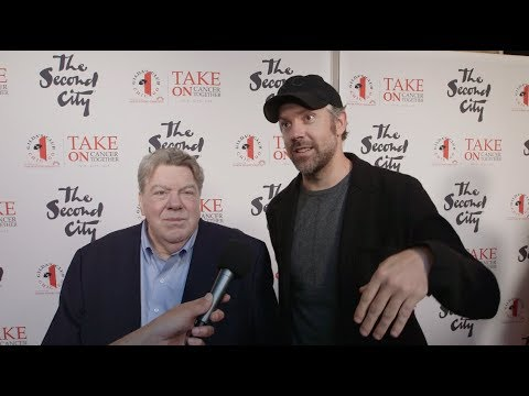 Jason Sudeikis' fondest memory of his uncle George Wendt involves a deathdefying drive