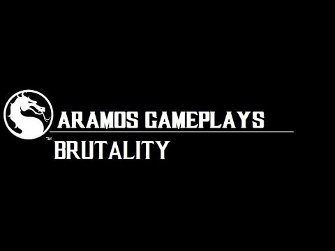 Mortal Kombat X: Ermac [NETHER FORCE] Brutality