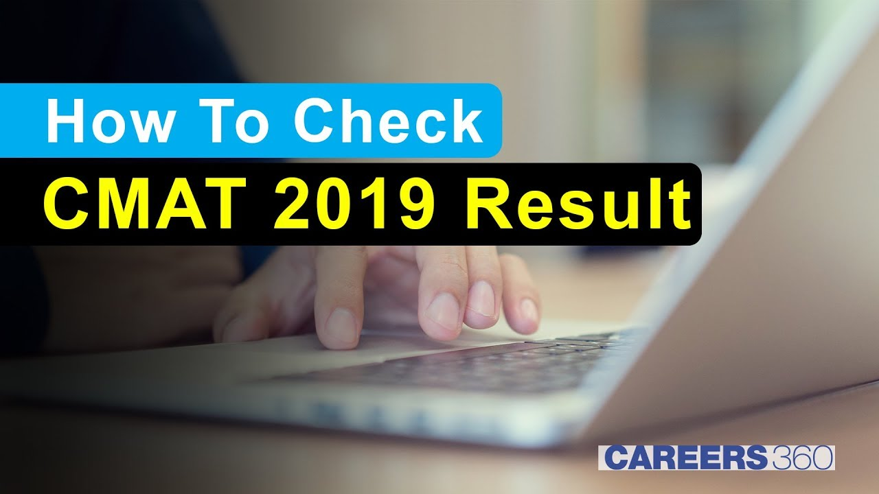 CMAT Result 2020, Scorecard, All India Ranking - Check here