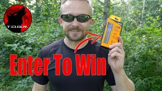 Giveaway - Fenix E30R Flashlight - Enter Now