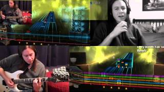 Rocksmith 2014 - Every Breath You Take (Splitscreen)