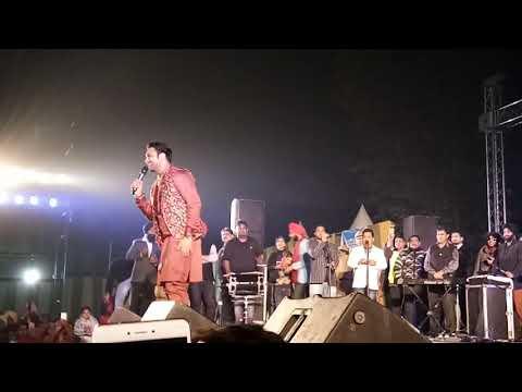 Latest song kangna and raske kamar Live...