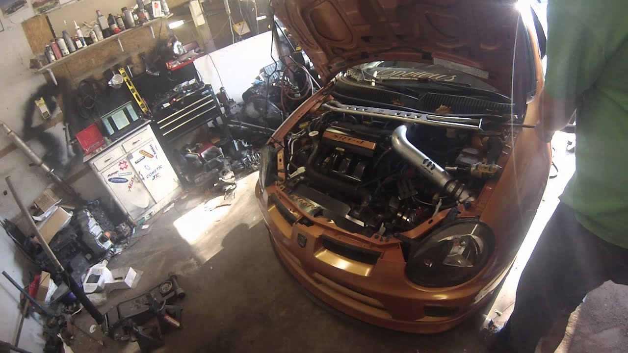 maxresdefault kinnettic kreations srt4 wiring harness install part 1 youtube srt4 engine bay wiring harness removal at creativeand.co