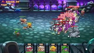 Mighty Knight 2 stage 20 - Haunted Path