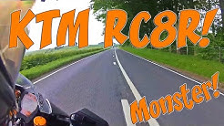 KTM RC8R Monster!