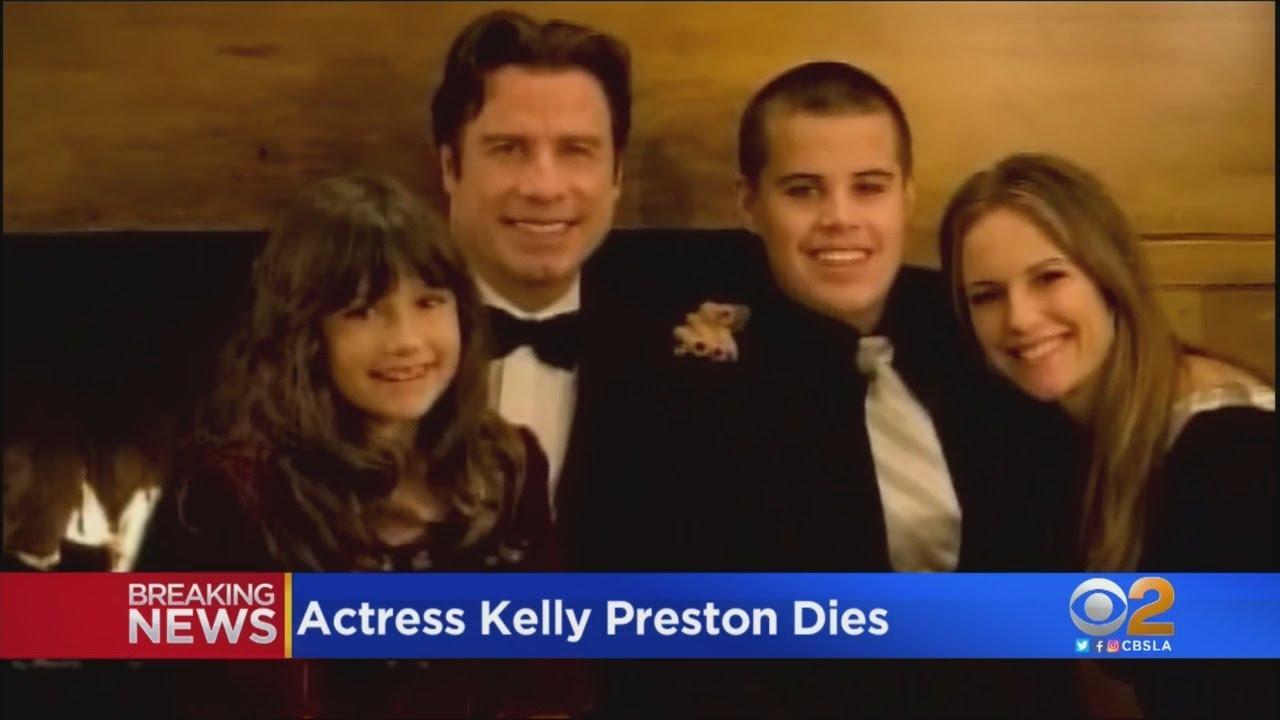 US actress Kelly Preston dies aged 57