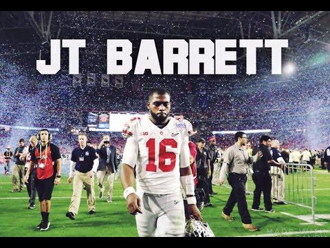 JT Barrett    Ohio State Highlight Mix