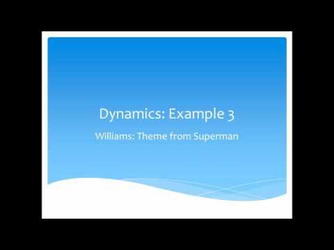 Dynamics Examples