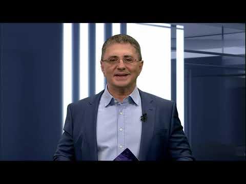 Доктор Мясников о тестах на коронавирус и антисептиках