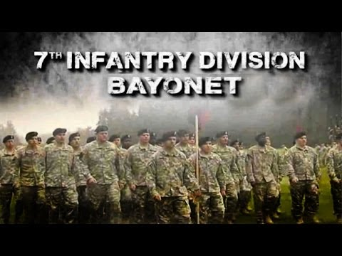 History of the 7th Infantry Division