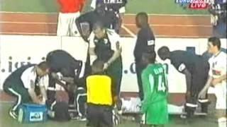 Nigeria vs Algeria African Nations Cup 2002 part 3