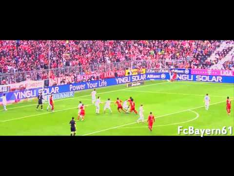 Javi Martinez - The Maestro 2012/2013 HD