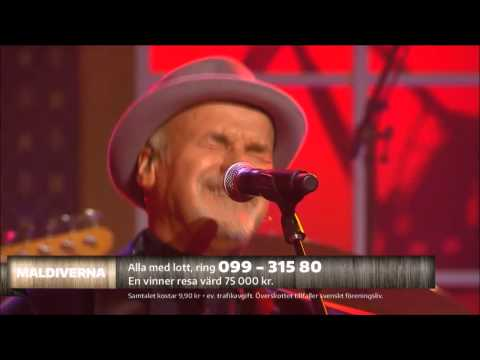 Paul Carrack - Over My Shoulder - BingoLotto 5/10 2014
