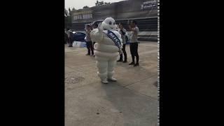 Auspicious baby - Michelin.