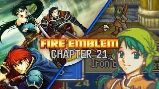 Fire Emblem: Blazing Sword :: Chapter 21 :: Kinship's Bond