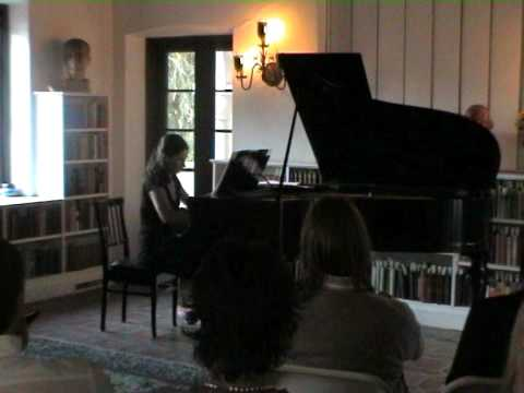 Susanne Kessel, Dritte Sonate 1. Satz - Hanns Eisler