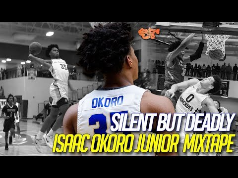 ISAAC OKORO OFFICIAL JUNIOR SEASON MIXTAPE | SILENT but DEADLY