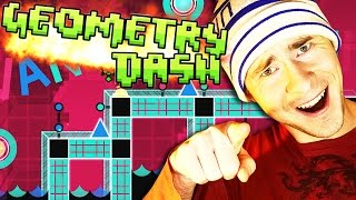 Geometry Dash ~ EricVanWilderman MORE Fan Made Levels! | THANKS SO MUCH