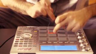 scarfinger freestyle mpc studio