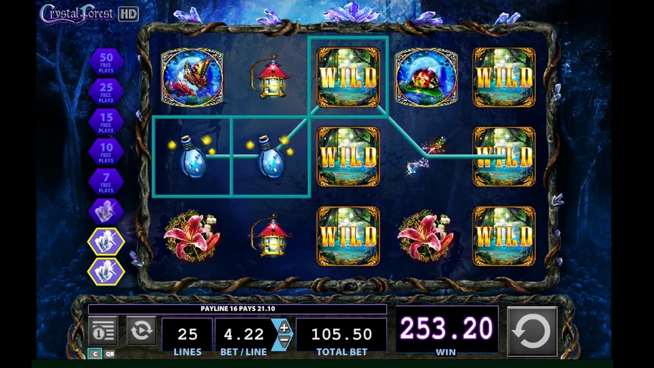 Crystal forest slot machine online play rainbow riches slot machine online
