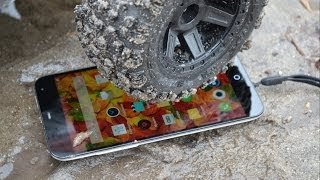 Краш-тест Meizu MX3: машина, вода, пони и рыжая кошка (crash test)(Фото и описание - http://mobiltelefon.ru/post_1397436841.html Цена дня на Meizu MX3 - http://bit.ly/1IvZX4m Краш-тест Meizu MX3: радиоуправляемая..., 2014-04-14T01:13:22.000Z)