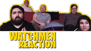 Watchmen Reaction Video | 1x6 This Extraordinary Being