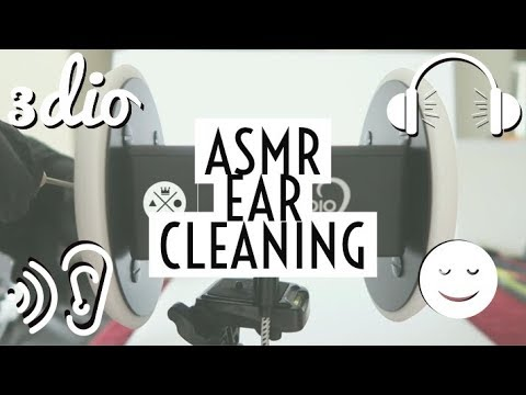3 DIO Ear Cleaning That Will Make You Tingle✦ASMR EAR CLEANING