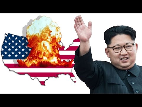 North Korea Threatens Nuclear War With The USA