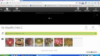 Онлайн сервис для создания видео и слайд шоу(Создавайте видео и слайд-шоу онлайн легко и просто! http://bit.ly/LAHCEh., 2012-07-22T08:56:53.000Z)