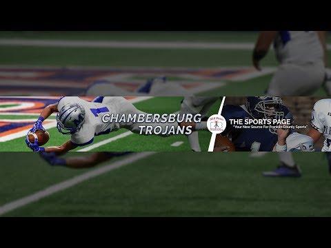 Football: Chambersburg at CD East 6:30 p.m. Friday October 5