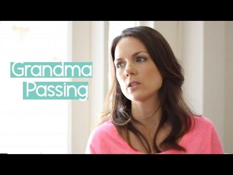 Michala Banas: Dealing With Her Grandma Passing