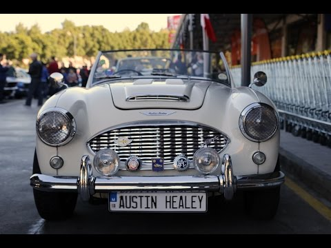 Classic Sports Cars Club Malta Dec 2016