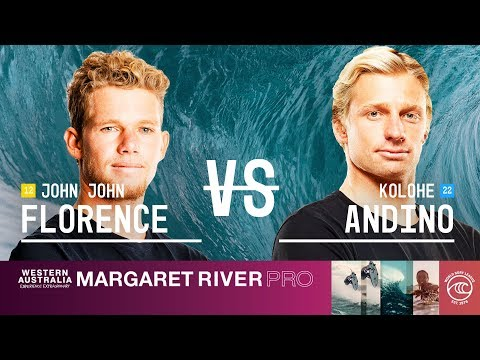 Florence and Peterson claim 2019 Margaret River Pro