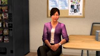 Vocational Interview Training Agents (vita) Usc Ict Demo Video Maria Softtouch