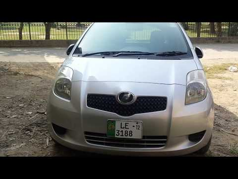 Toyota Vitz For Sale And Detailed Review| Model 2006| Registered 2012| Import 2011
