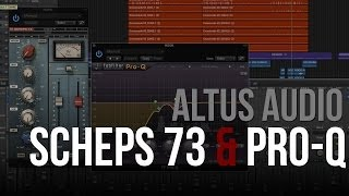 lead vocal eq waves scheps 73 fabfilter pro q
