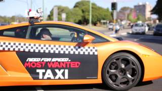 EA Australia Presents: The Most Wanted Taxi in Sydney