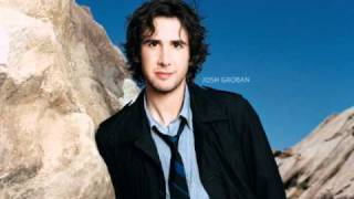 Josh Groban - You Raise Me Up lyrics