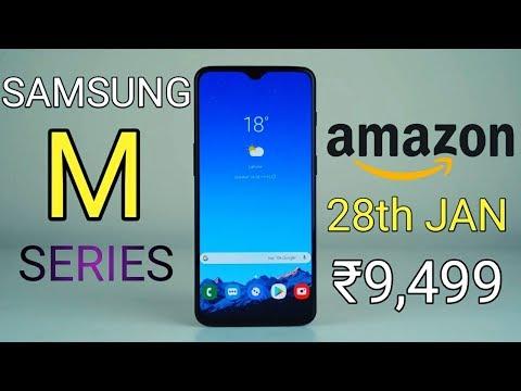 Samsung Galaxy M Series India Launch,Price,Features : Ab Samsung Karega Dhamaal!🔥🔥
